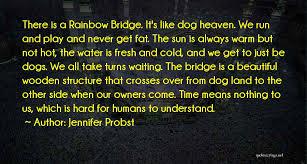 top dog rainbow bridge quotes sayings