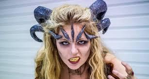 21 demon makeup designs trends ideas