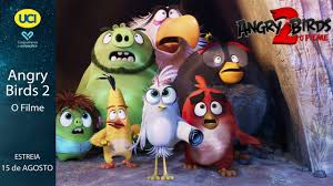 Angry Birds 2 - Trailer Oficial UCI Cinemas - YouTube