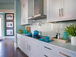 glass tile backsplash ideas pictures