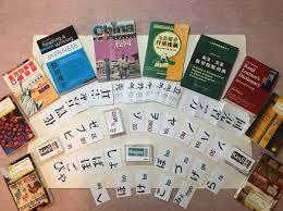 learning kit chinese anese korean