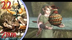 Zelda Twilight Princess HD #22 - Bombas submarinas y segundo saco de bombas  - YouTube