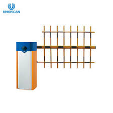 China Brushless Dc Motor 3 Fence Arm Parking Barrier Gate With Wireless Remote Control China Parking Barrier Gate Rushless Dc Motor Barrier Gate
