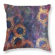 "Bollywood Throw Pillow for Sale by Selena Smith - 18"" x 18"""