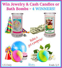 jewelry cash candles and bath s