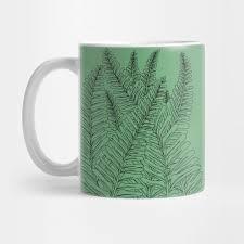 Sword Ferns Fern Mug Teepublic