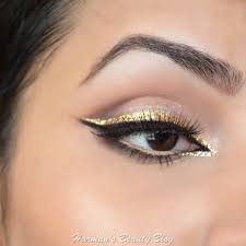 dress your face inspired makeup look