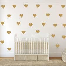 Gold Heart Wall Decals Canada Black Hobby Lobby Design Mirror Teal Metallic Australia Purple Vamosrayos