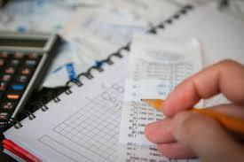 Gambar gratis: rekening, kalkulator, ekonomi, keuangan, Bisnis, pajak