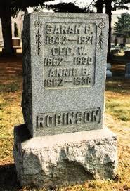 Sarah Priscilla Robinson (1846-1921) - Find A Grave Memorial