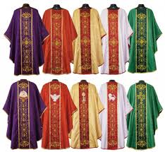 Priests Robes Is Essential Part of Religious Duties
