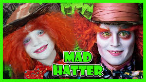 mad hatter makeup tutorial we are the