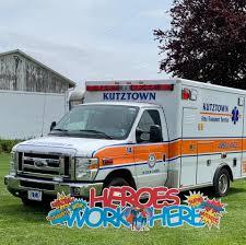 Kutztown Ambulance 476 Photos 8 Reviews Emergency Rescue Service 87 S Kemp Rd Kutztown Pa 19530