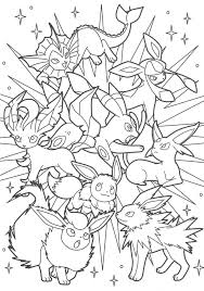 Pokemon Scans From Pacificpikachu S Collection Pikachu And Eevee