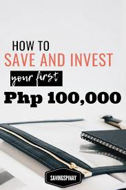 how to save and invest your first php