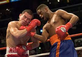 PHILLY BOXING HISTORY - May 07, 2009 - Philly's 'Mighty' Ivan Robinson