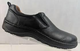slip on aluminum toe work shoes