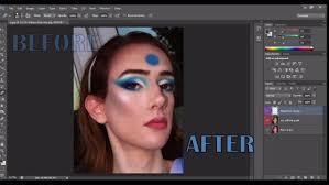 edit your makeup on photo by reunfe
