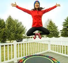 rebounding bounce your way to wellness