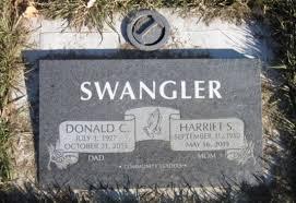 Donald C. Swangler, Sr (1927-2015) - Find A Grave Memorial
