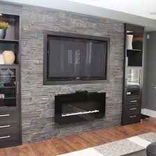 basement family room design ideas gas