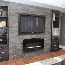 basement family room design ideas gas