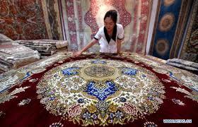 china made persian carpets