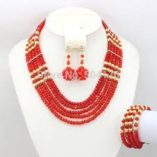 brand set indian beads crystal jewelry