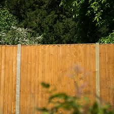 Garden Patio Fence Panels Heavy Duty Treated Wooden Timber Fence Panel Select Size From 3ft 4ft 5ft 6ft Bortexgroup Com