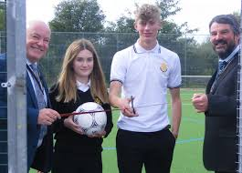 Brand new 3G facilities opened at Bangor's Ysgol Friars School | North  Wales Chronicle