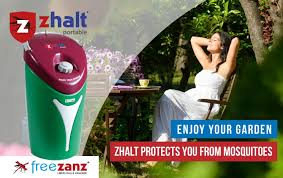 The Diy Mosquito Repellent System For Home And Yard Zhalt Evolution