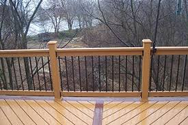 Deck Railing Code Stairs Ohio Building Height With Spacing Idea Stair Handrail Home Elements And Style Railings Design Balusters Hand For Residential Crismatec Com