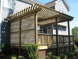 Fence Pro Decks And Pergolas Outdoor Pergola Deck With Pergola Pergola Plans