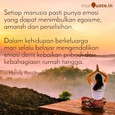 setiap manusia pasti puny quotes writings by henny