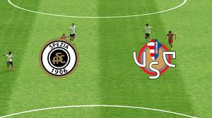 Spezia vs Cremonese (3-2) Match Highlights - YouTube