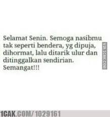 quote hari senin for fun only
