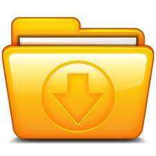 Icono Descarga, carpeta Gratis de Mac Folders Icons