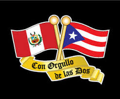 Puerto Rico Peru Flag Car Decal Sticker 273pe Ebay