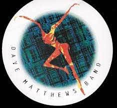 Dave Matthews Band Fire Dancer Sticker