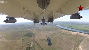 Amazing Video Brings You Aboard Russian Su 24 Fencer Attack Plane During Bombing Mission The Aviationist