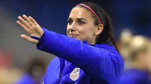 Alex Morgan after injury scare at Women's World Cup: 'I'm OK' - Los Angeles  Times