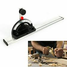Miter Gauge Wood Working Tool For Bandsaw Table Saw Fence Cut Woodworking Guide For Sale Online Ebay