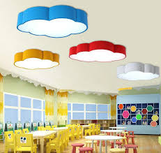 Led Cloud Kids Room Lighting Children Ceiling Lamp Baby Ceiling Light With Yellow Blue Red White For Boys Girls Bedroom Fixtures Plug In Hanging Lamps Industrial Pendant Light From Qinqin342 80 76 Dhgate Com