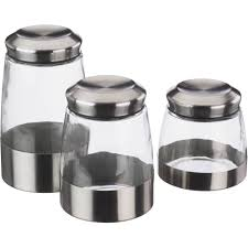 appealing glass canisters