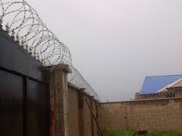 Razor Wire Security Fencing Properties Nigeria