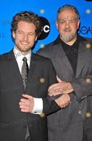 """Photos and Pictures - James Tupper and Abraham Benrubi at the Disney - ABC  Television Group """"All Star Party"""". Ritz-Carlton Huntington Hotel, Pasadena,  CA. 01-14-07"""