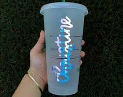 Decals For Cups Etsy