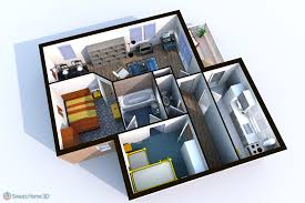 sweet home 3d draw floor plans and
