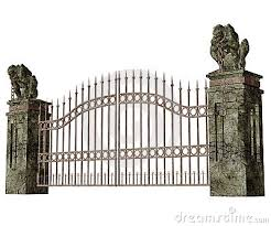 Gate Stock Illustrations Clipart Panda Free Clipart Images