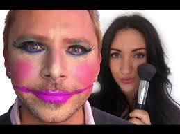 goss makeup artist dark circles